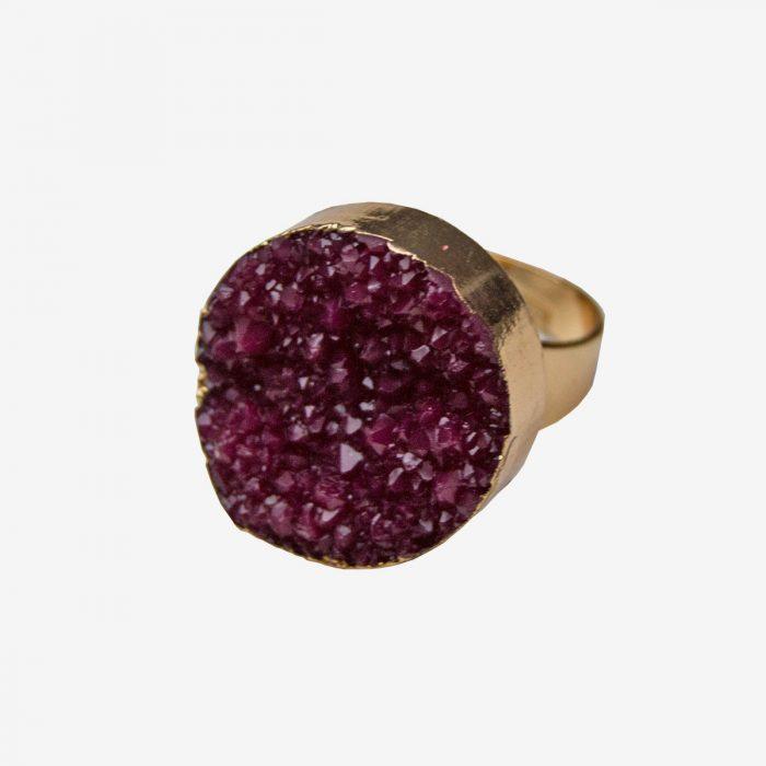 anillo de piedra