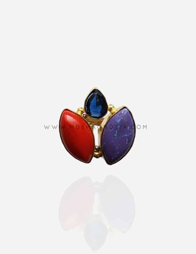 anillo original para invitada de boda