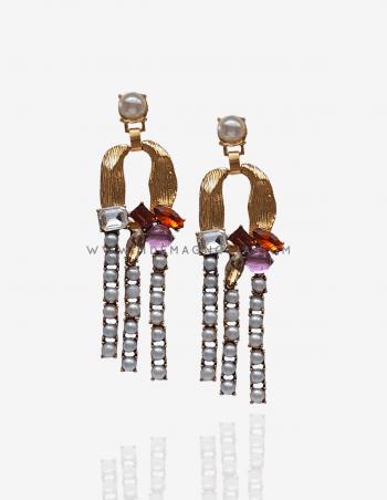 pendientes de perlas maxi