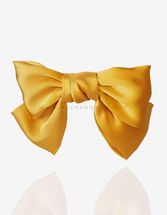 lazo maxi amarillo