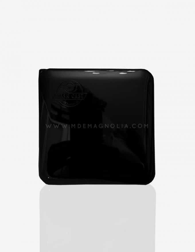 caja para mascarilla negra